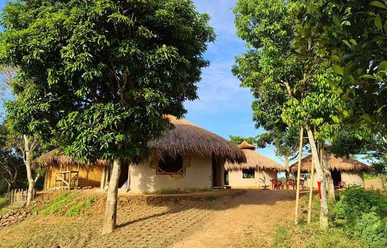 প্রশান্তির ছোঁয়া পেতে ঘুরে আসুন কমলগঞ্জের 'টিলাগাঁও ইকো কটেজ'