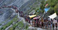 কাশ্মীরে জুমা বন্ধ থাকলেও বন্ধ থাকছেনা অমরনাথ তীর্থ যাত্রা